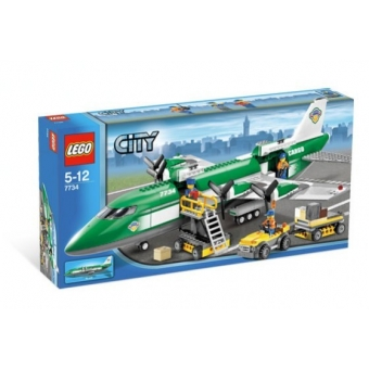 LEGO CITY 7734 - Aereo Cargo
